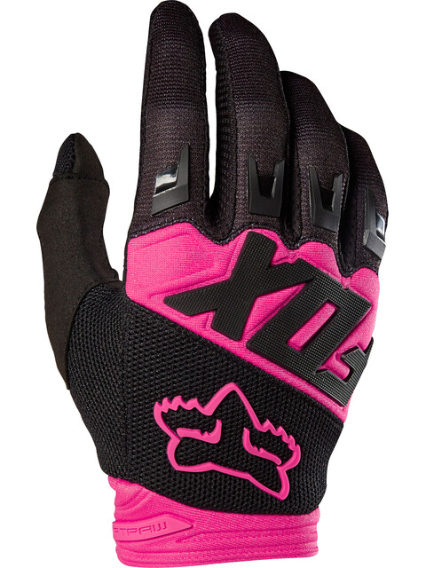 Fox Dirtpaw Race Gloves Men black/pink